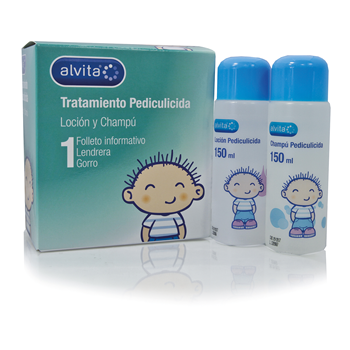 Alvita Head Lice Pack
