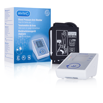 Alvita Blood Pressure Arm Monitor