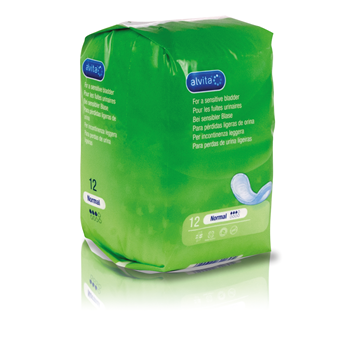 Alvita Light Incontinence Normal