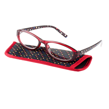 Alvita Reading Glasses Kallie Wine