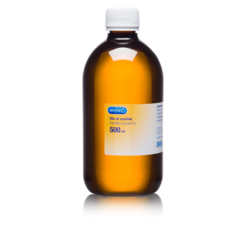 Alvita Vaseline Oil Bottle
