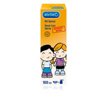Alvita Head Lice Spray