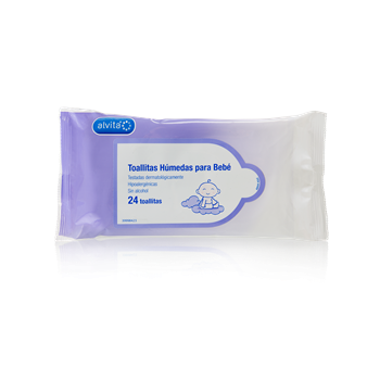Alvita Baby Wet Wipes